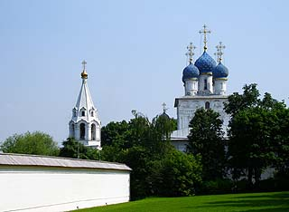 121 Коломенское. Церковь.  Kolomenskoe. Church. 76k